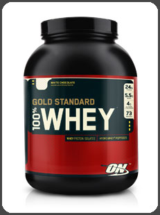 Optimum Nutrition GOLD STANDARD 100% WHEY, White Chocolate