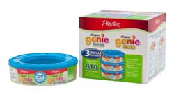 Diaper Genie Refill, 3-Pack Product Shot