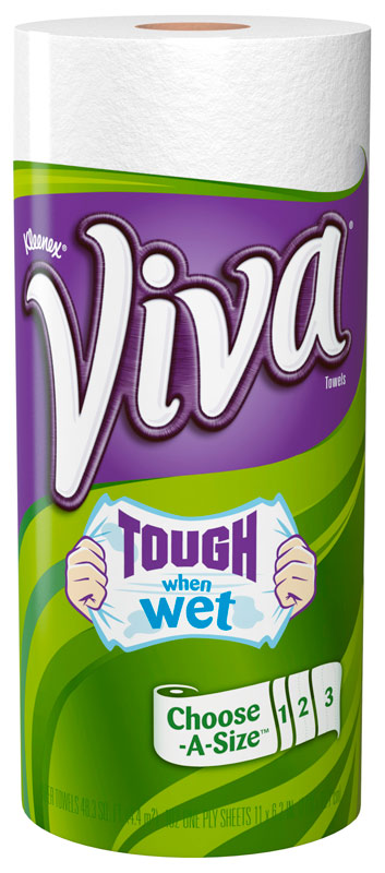 viva paper towel logoViva Paper Towel Logo