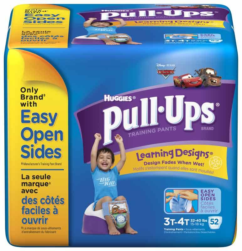 Amazon.com: Huggies Pull-Ups Training Pants with Learning