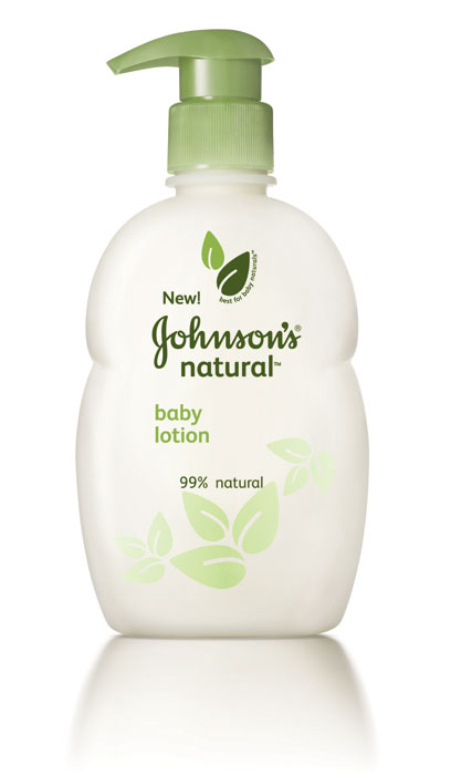 Amazon Com Johnson S Natural Nourishing Baby Lotion 18