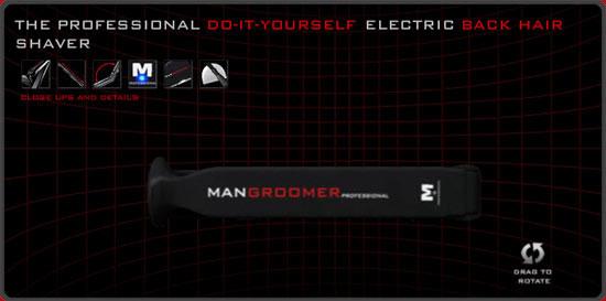 MANGROOMER PROFESSIONAL 3D Demo
