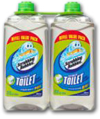 Automatic Toilet Bowl Cleaner Refill Value Pack
