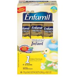 Enfamil PREMIUM Single-Serve Packets (Powder)