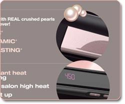 Remington T|Studio Pearl Ceramic 1-Inch Slim Straightener Product Shot