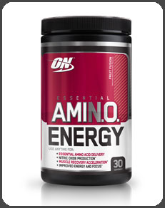 Optimum Nutrition ESSENTIAL AMINO ENERGY, Fruit Fusion