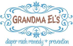 Grandma El's Diaper Rash Ointment Jar, 3.75-Ounce
