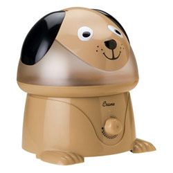 Crane Ultrasonic Cool Mist Humidifier, Dog (1 Gallon) Product Shot