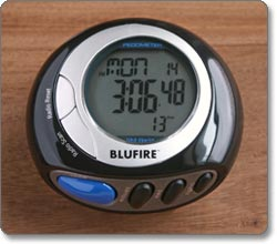 BluFire Pedometer[A2] Product Shot