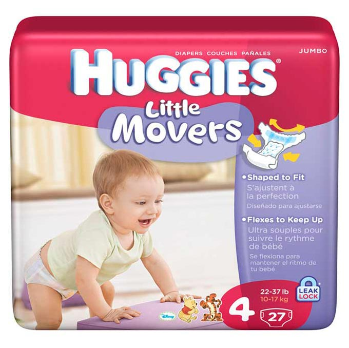 Printable coupons for huggies little movers diapers