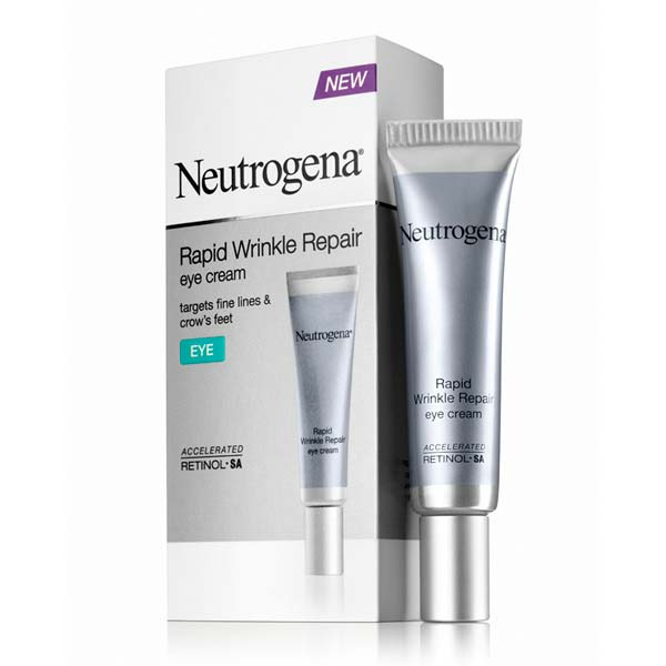 Buy Neutrogena Rapid Wrinkle Repair Eye Cream 14ml Online