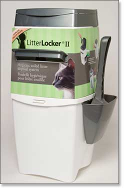Litter Locker II Hygienic Soiled Litter Disposal System Product Shot