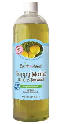 Earth Mama Angel Baby Hand to Toe Wash