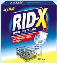 Amazon Com Rid X Septic Tank System Treatment 4 Month