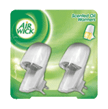 AIR WICK Two Scented Oil Warmers