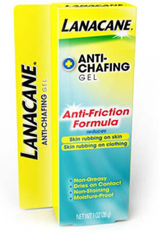 Lanacane Anti Chafing Gel (1 Ounce) Product Shot