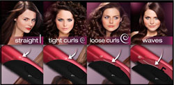 Remington S6600 Ultimate Styling Ceramic Hair Straightener Product Shot