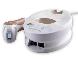 Remington IPL6000 i-LIGHT Pro, Professional IPL Hair Removal System Product Shot