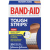 BAND-AID Brand Adhesive Bandages, Regular TOUGH STRIPS