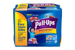 Huggies Pull-Ups Learning Designs Training Pants, Size 2T - 3T, Boys (56 Count, Pack of 2) Product Shot