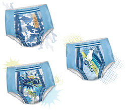 GoodNites Boys Underwear Large/Extra Large, Boy, 20 Count (Pack of 3) Product Shot