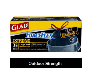 Glad Strength and Odor Neutralization