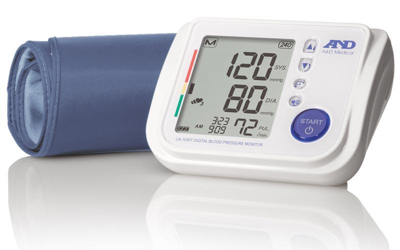 blood pressure machine wrist vs arm