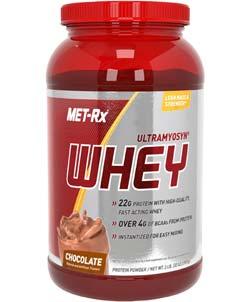 MET-Rx 100% Ultramyosyn Whey Product Shot