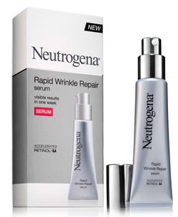 Neutrogena Rapid Wrinkle Repair Serum (1 Ounce)