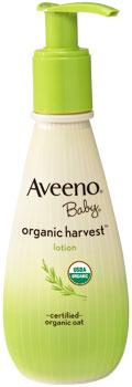 AVEENO Baby Organic Harvest Moisturizer (5 Ounces) Product Shot