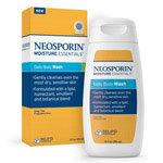 NEOSPORIN MOISTURE ESSENTIALS Daily Body Wash