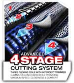 Remington Advanced 4 Stage Cutting System