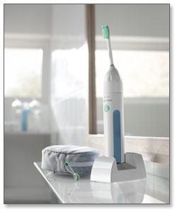 Philips Sonicare HX5610/01 Essence 5600 Rechargeable Electric Toothbrush Product Shot
