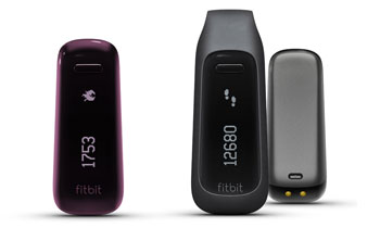 Fitbit One Wireless Activity   Sleep Tracker Product Shot