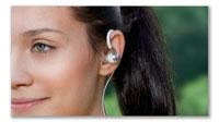 Comfortable Earhook Headphones