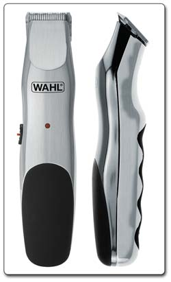 Wahl Cord/Cordless Rechargeable Beard and Mustache Trimmer