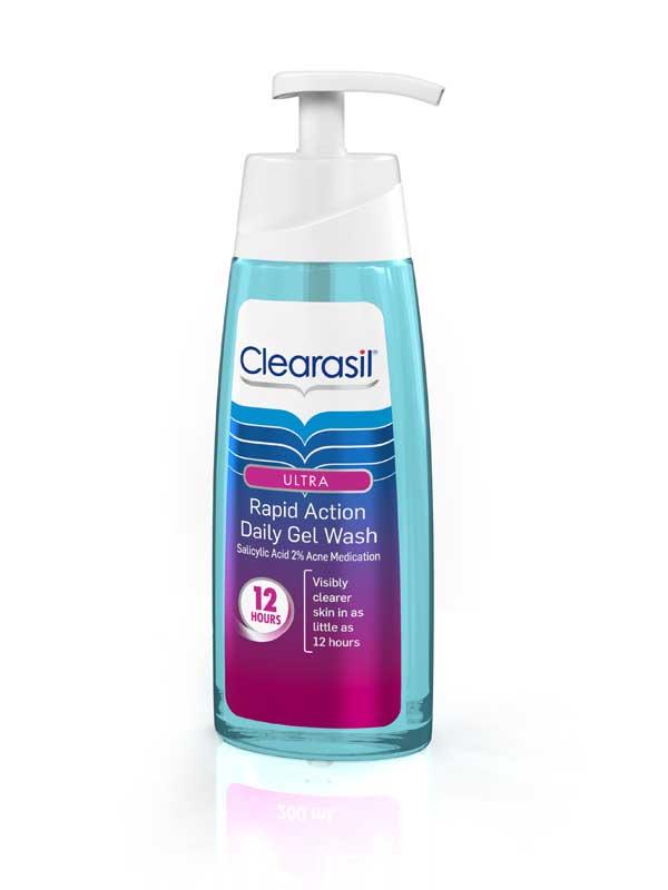 Amazon Com Clearasil Ultra Rapid Action Acne Treatment