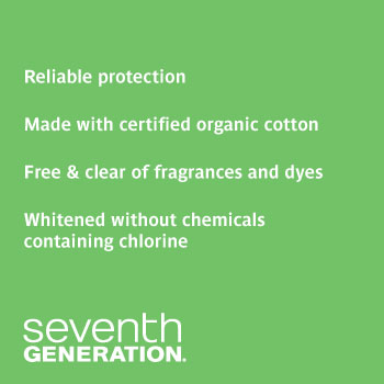 Seventh Generation Feminine Care Tampons
