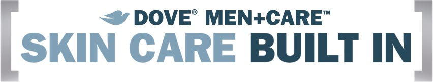 Dove® Men+Care Skin Care Built In