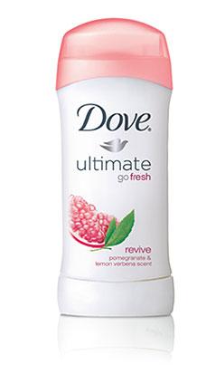 Amazon.com : Dove Ultimate go fresh Revive Antiperspirant/Deodorant, 2