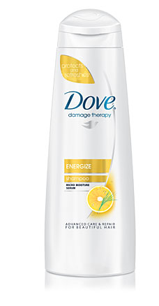 Dove Damage Therapy Energize Shampoo