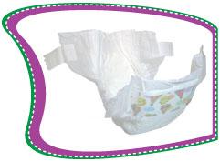 Pur 'n Gentle Diapers