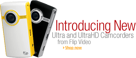 flip ultra and ultra-hd at amazon