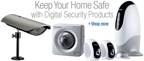 Keep Your Home Safe with Digital Security Products