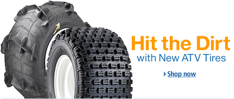 ATV Tires at Amazon