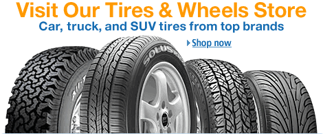 Tires & Wheels Store at Amazon