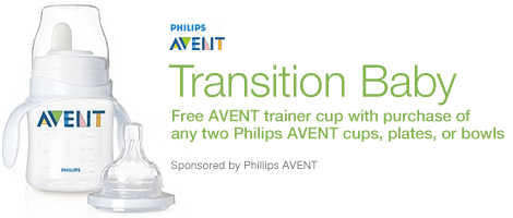 Trainer Cup Offer from Phillips AVENT