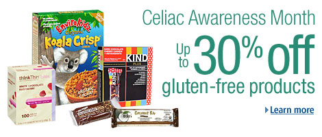 celiac awareness month 2 tcg. V181068052  Natural & Organic Deals for May