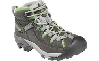 Keen Women's Targhee II Mid Waterproof Hiking Boot Product Shot