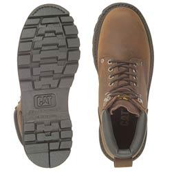 Cat Footwear Men's 2nd Shift 6-inch Plain Soft Toe Boot Product Shot